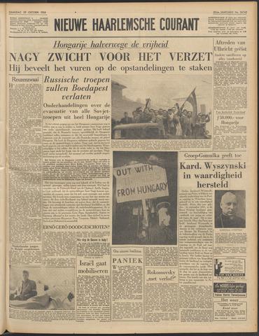 Nieuwe Haarlemsche Courant 1956-10-29