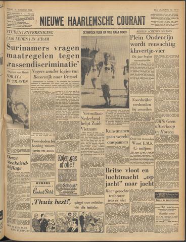 Nieuwe Haarlemsche Courant 1964-08-21