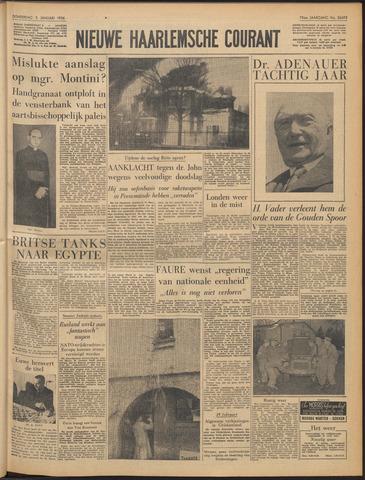 Nieuwe Haarlemsche Courant 1956-01-05