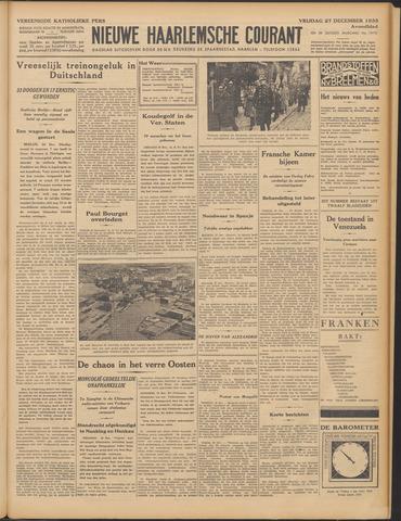 Nieuwe Haarlemsche Courant 1935-12-27