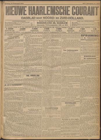 Nieuwe Haarlemsche Courant 1916-02-18
