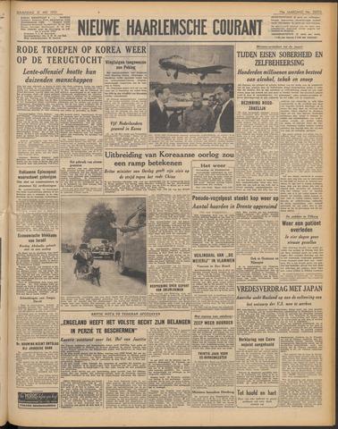 Nieuwe Haarlemsche Courant 1951-05-21