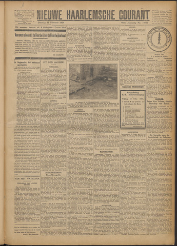 Nieuwe Haarlemsche Courant 1924-02-12