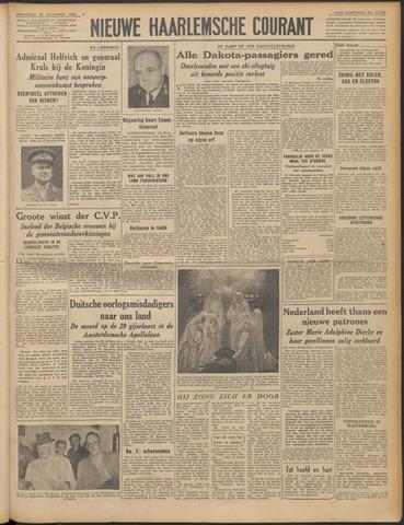 Nieuwe Haarlemsche Courant 1946-11-25