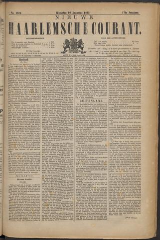 Nieuwe Haarlemsche Courant 1892-08-10