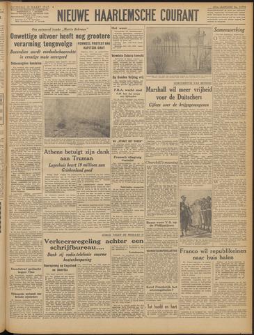 Nieuwe Haarlemsche Courant 1947-03-15