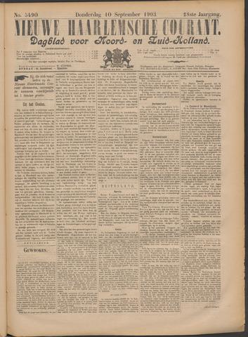 Nieuwe Haarlemsche Courant 1903-09-10