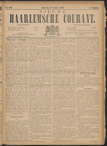 Nieuwe Haarlemsche Courant 1880-01-22