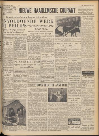 Nieuwe Haarlemsche Courant 1952-02-02