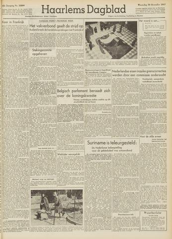 Haarlem's Dagblad 1947-12-10