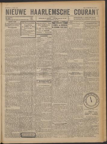 Nieuwe Haarlemsche Courant 1922-04-15