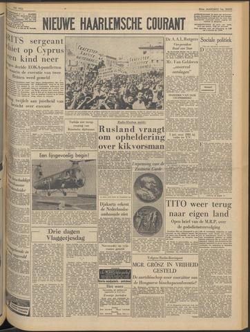 Nieuwe Haarlemsche Courant 1956-05-12