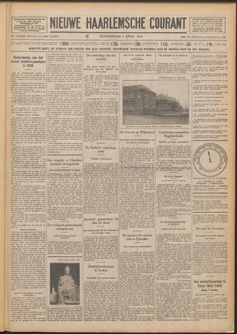 Nieuwe Haarlemsche Courant 1930-04-03