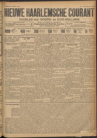 Nieuwe Haarlemsche Courant 1908-09-05