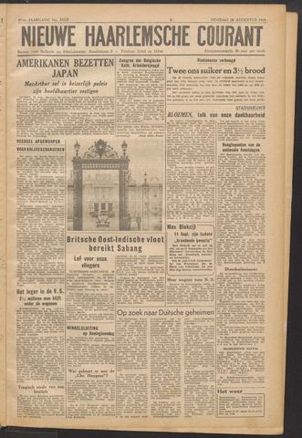 Nieuwe Haarlemsche Courant 1945-08-28