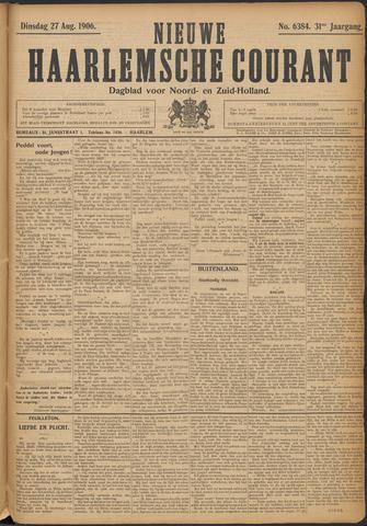 Nieuwe Haarlemsche Courant 1906-08-28