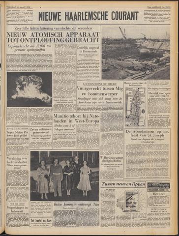 Nieuwe Haarlemsche Courant 1953-03-18