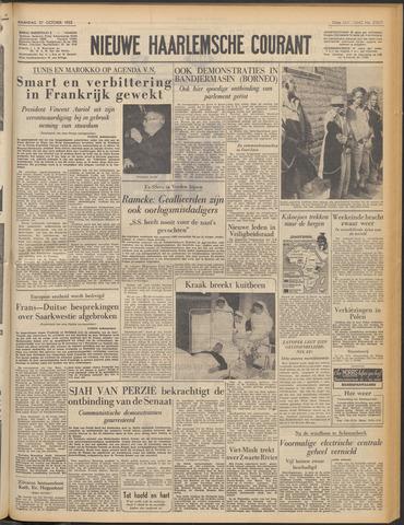 Nieuwe Haarlemsche Courant 1952-10-27