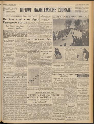 Nieuwe Haarlemsche Courant 1952-12-01