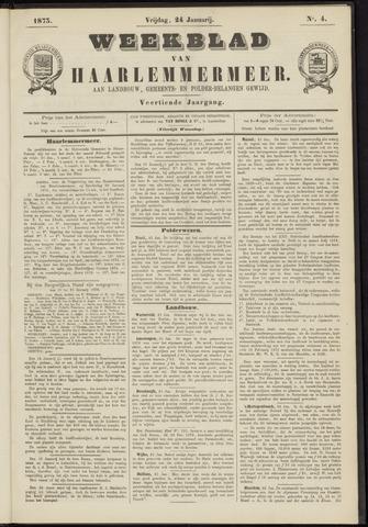 Weekblad van Haarlemmermeer 1873-01-24