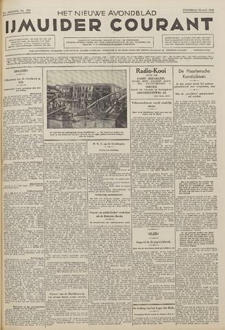 IJmuider Courant 1938-08-25