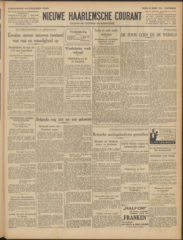 Nieuwe Haarlemsche Courant 1941-03-30