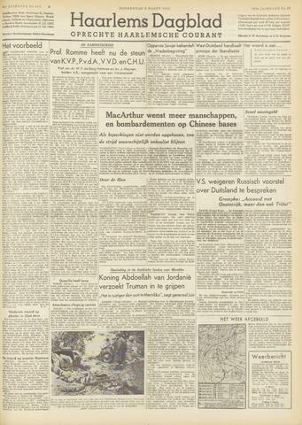 Haarlem's Dagblad 1951-03-08