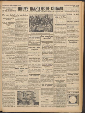 Nieuwe Haarlemsche Courant 1936-03-20