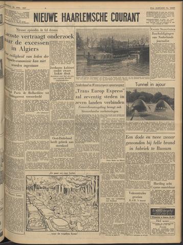 Nieuwe Haarlemsche Courant 1957-04-24