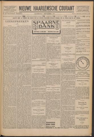 Nieuwe Haarlemsche Courant 1931-09-05