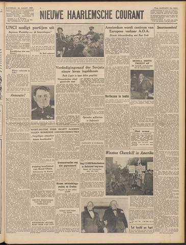 Nieuwe Haarlemsche Courant 1949-03-26