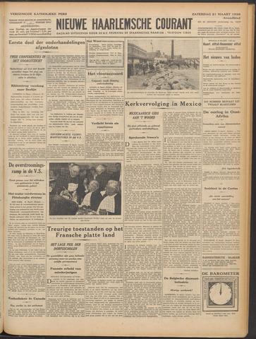 Nieuwe Haarlemsche Courant 1936-03-21