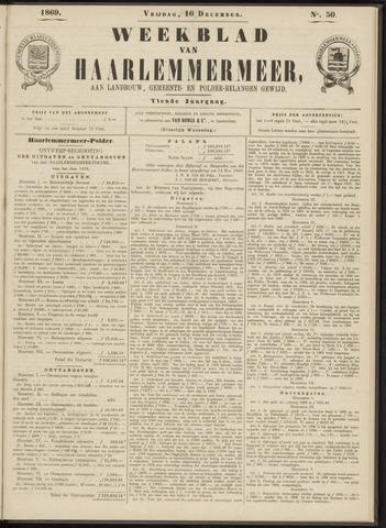 Weekblad van Haarlemmermeer 1869-12-10