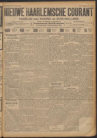 Nieuwe Haarlemsche Courant 1908-10-09