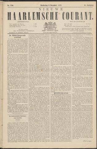 Nieuwe Haarlemsche Courant 1883-12-06