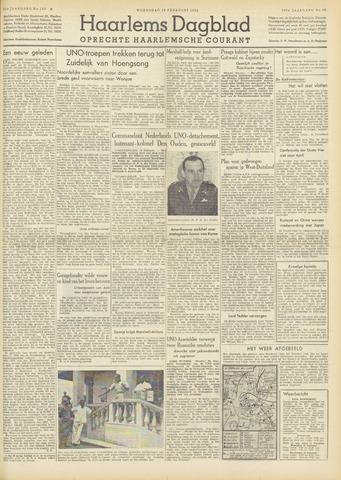Haarlem's Dagblad 1951-02-14