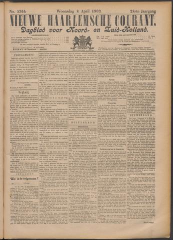 Nieuwe Haarlemsche Courant 1903-04-08
