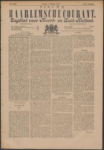 Nieuwe Haarlemsche Courant 1897-02-02