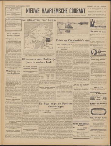 Nieuwe Haarlemsche Courant 1940-04-03