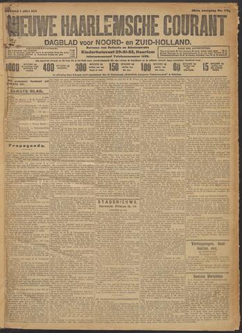 Nieuwe Haarlemsche Courant 1913-07-01