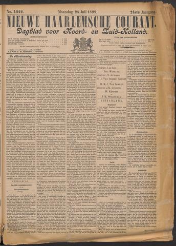 Nieuwe Haarlemsche Courant 1899-07-24