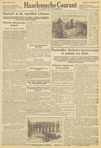 Haarlemsche Courant 1943-11-13