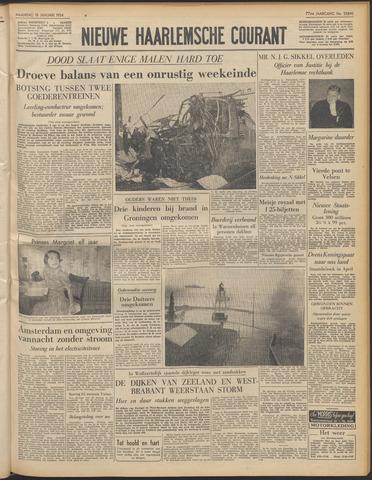 Nieuwe Haarlemsche Courant 1954-01-18