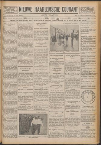 Nieuwe Haarlemsche Courant 1930-03-07