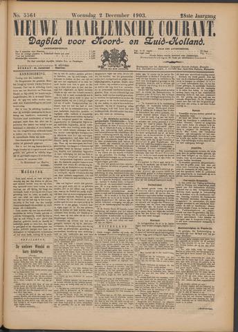 Nieuwe Haarlemsche Courant 1903-12-02