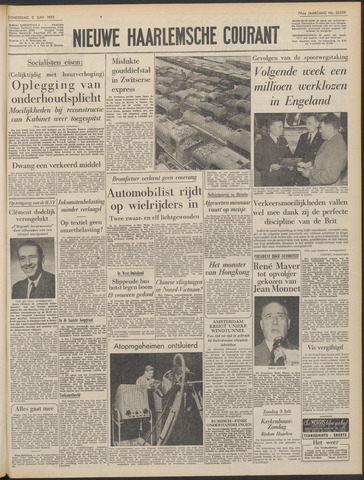 Nieuwe Haarlemsche Courant 1955-06-02