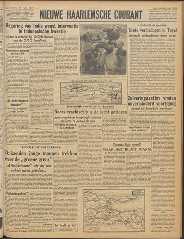 Nieuwe Haarlemsche Courant 1947-07-29