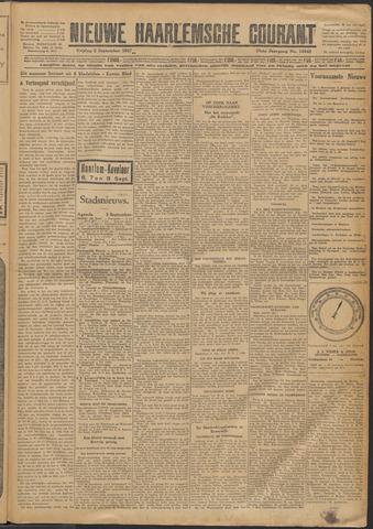 Nieuwe Haarlemsche Courant 1927-09-02