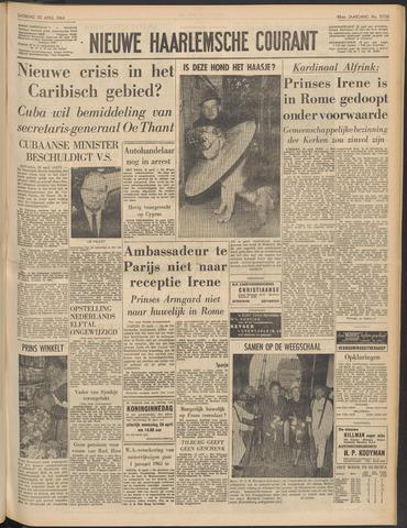 Nieuwe Haarlemsche Courant 1964-04-25