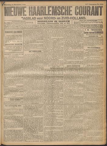 Nieuwe Haarlemsche Courant 1916-12-11